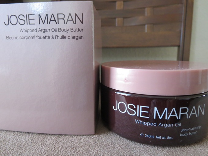Josie+Maran+Whipped+Argan+Oil+Body+Butter+Review