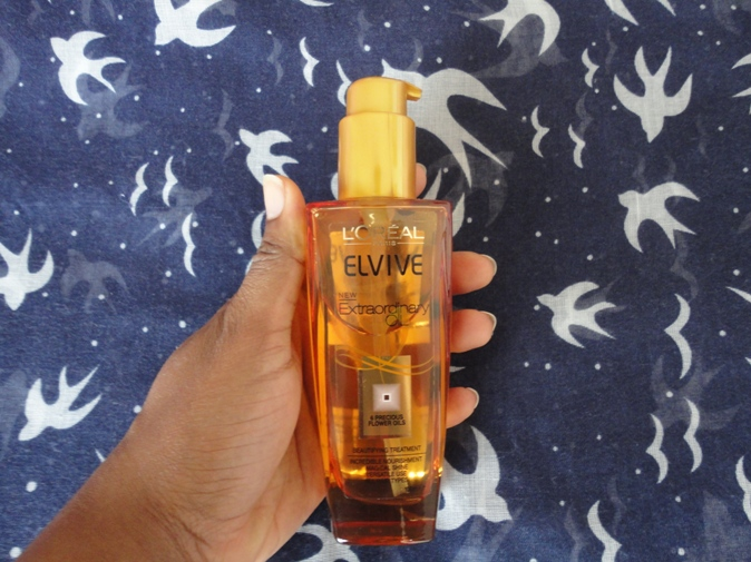 L'Oreal+Elvive+Extraordinary+Oil+Review