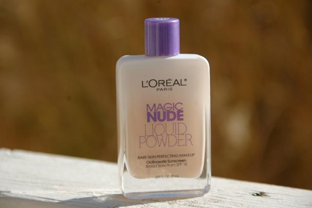 L'Oreal Paris Magic Nude Liquid Powder