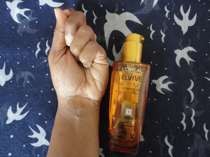 L'Oreal Elvive Extraordinary Oil 4