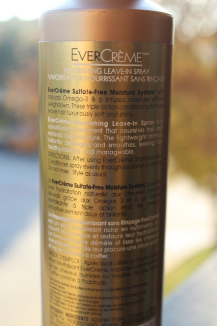 L'Oreal Paris Evercrème Sulfate-Free Moisture System Leave-in Spray (3)