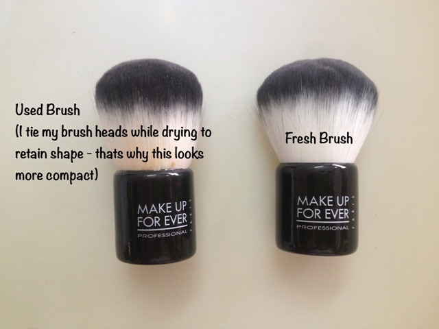Make Up For Ever – Kabuki Brush1