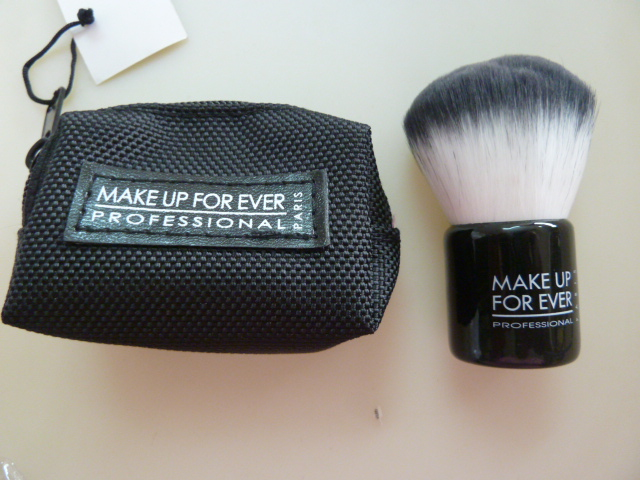Make Up For Ever – Kabuki Brush7