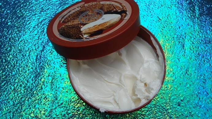 The Body Shop Brazil Nut Body Butter 4