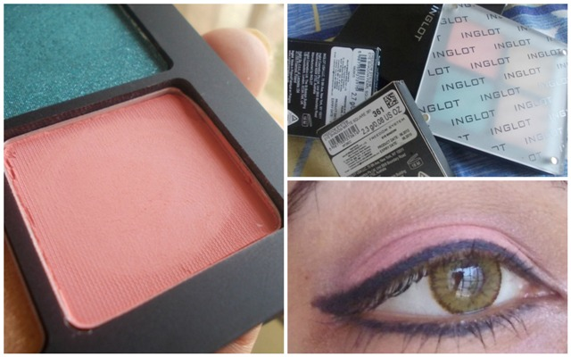 best inglot eyeshadows