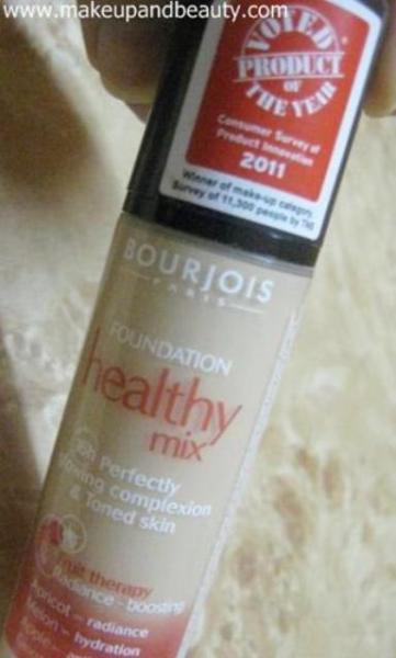bourjois+healthy+mix+foundation