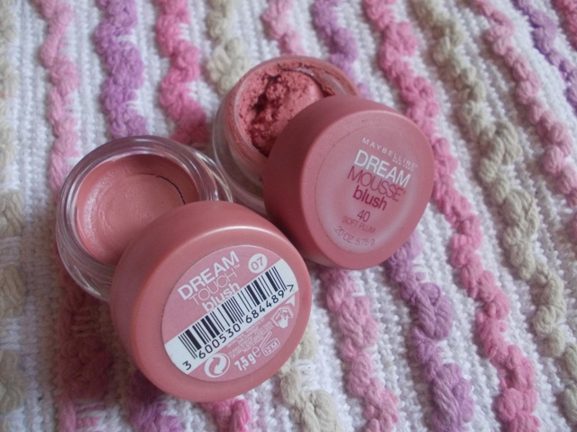 maybelline cream blusher