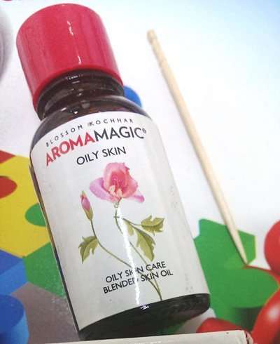 Aroma MagicBlended Skin Oil For Oily Skin