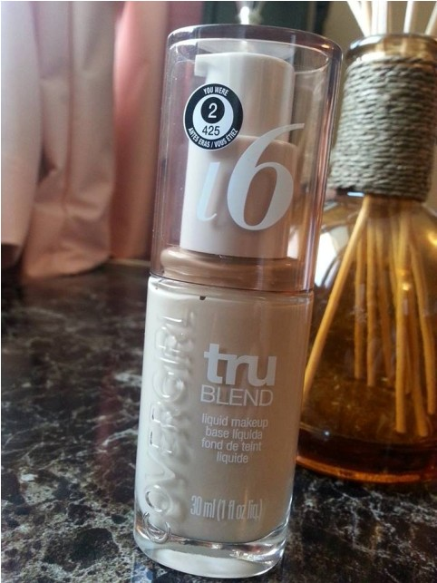 CoverGirl_TruBlend_Liquid_Makeup_Review