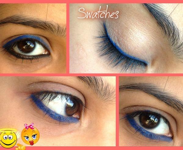 Jordana eyeliner pencil034-Ocean blue