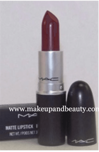 Best maroon lipsticks available in india for Mac cosmetics diva lipstick