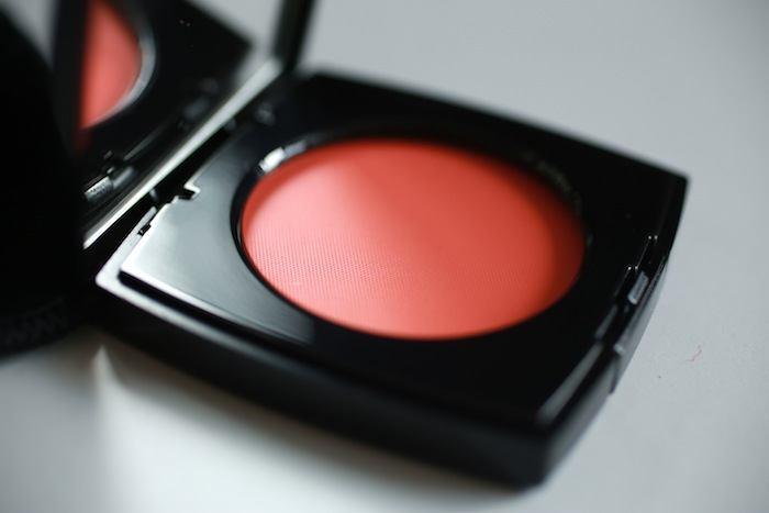 Chanel Cream blush presage 62 review, swatch, photos