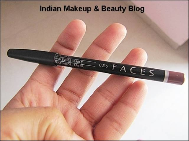 faces_lip_pencil_sand_review