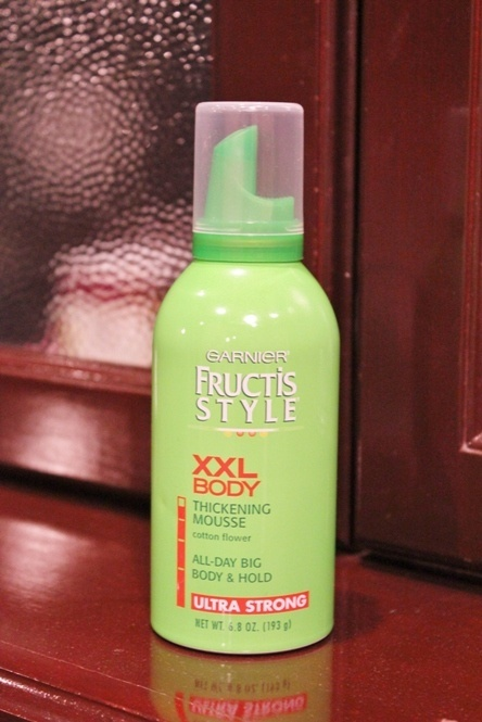 garnier_fructis_style_xxl_body_thickening_mousse_review