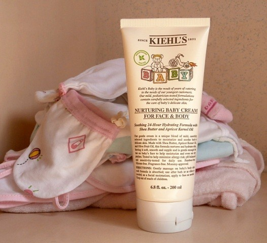 Kiehl's Nurturing Baby Cream For Face & Body Review