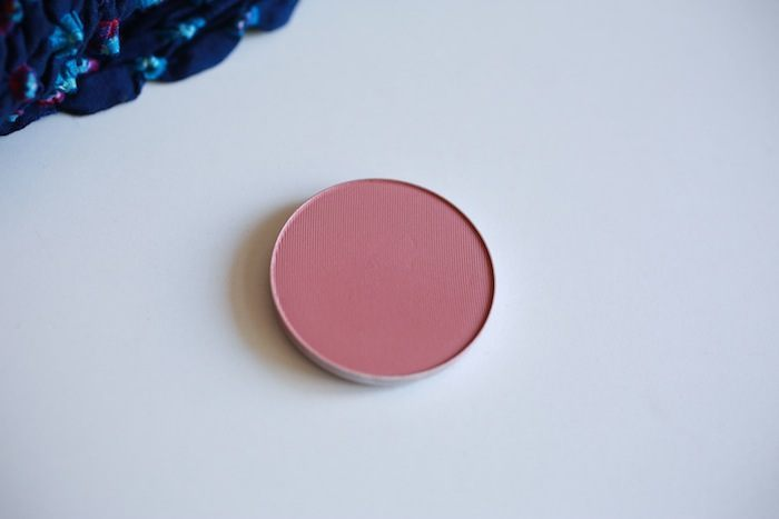 MAC Blush Desert Rose Review