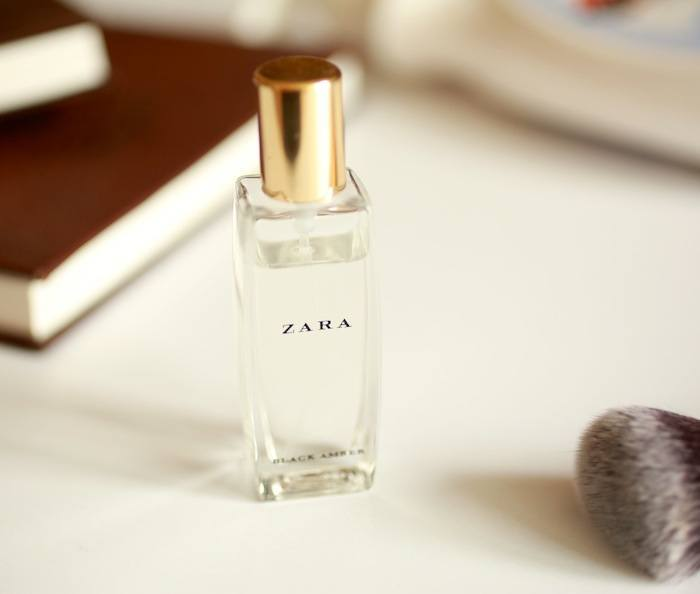 Black Amber EDT from Zara