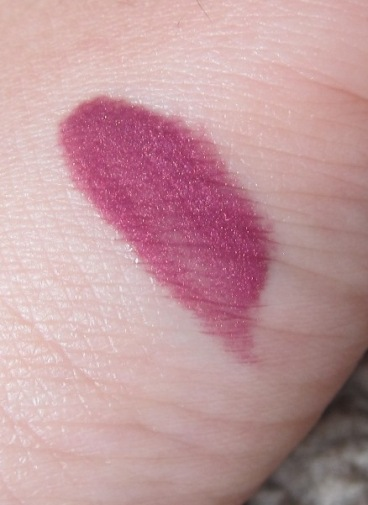 maybelline color elixir lip color � dashing orchid review