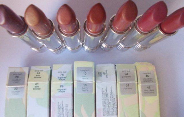 Clinique Long Last Lipstick Photos Swatches Lip Swatches