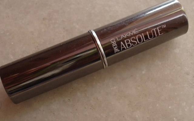Lakme Absolute Creme Lipstick in CandyFloss