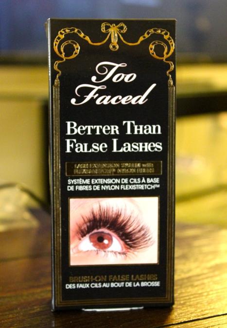 Too Faced Better Than False Lashes Mascara