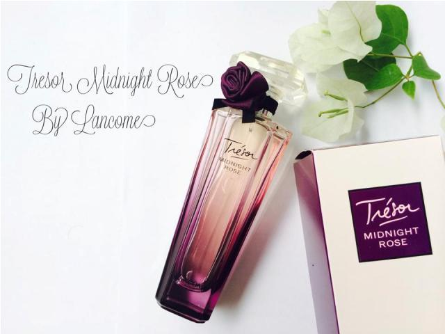 tresor midnight rose by lancome edp review. Black Bedroom Furniture Sets. Home Design Ideas