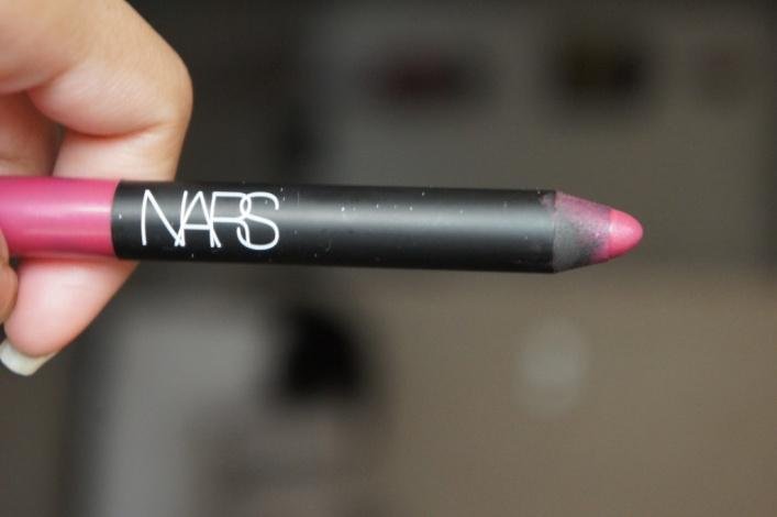 NARS Velvet Matte Lip Pencil - Never Say Never