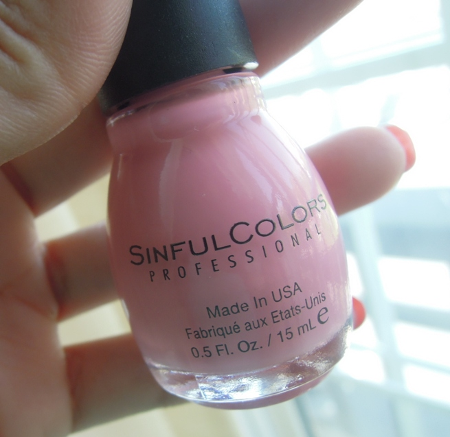 sinful color professional nail polish review sinful colors