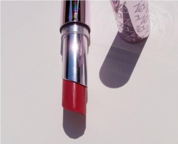 Za Cosmetics Plumper Lips Lipstick 08 Ruby Rich