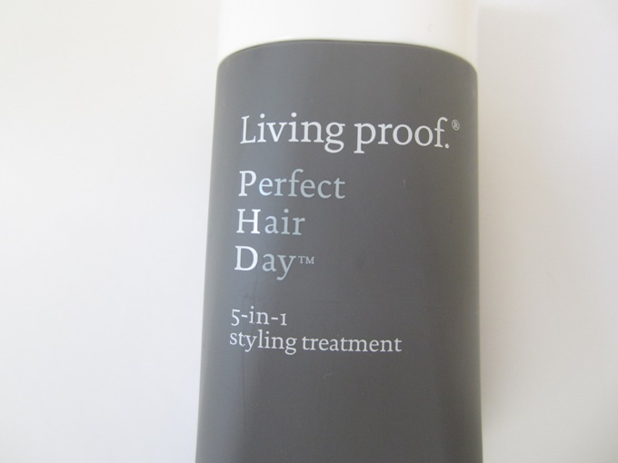 Living Proof Perfect Hair Day 5in1 Styling Treatment Review