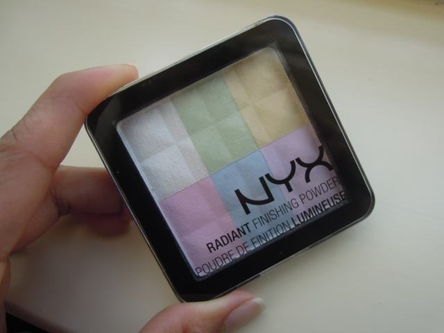 Color Correcting Powder by NYX Professional Makeup #18