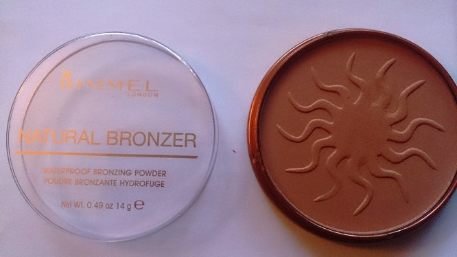 Rimmel London Natural Bronzer In Sun Dance Review