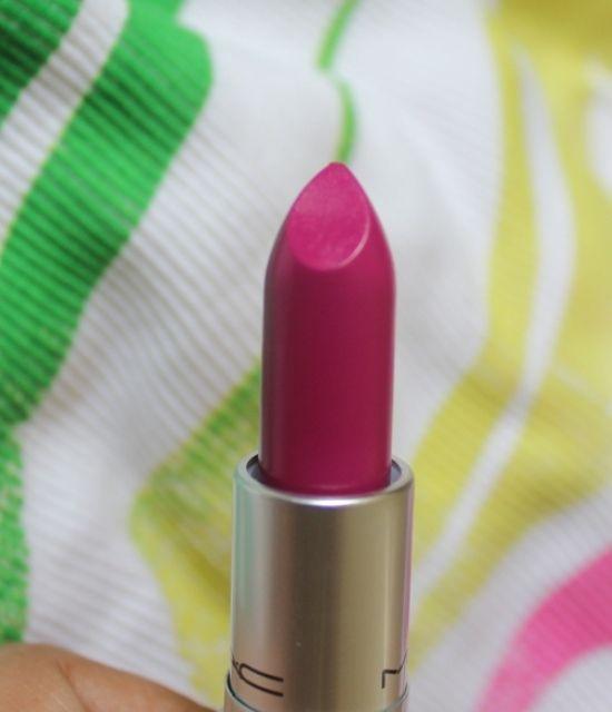 Mac Retro Matte Lipstick Flat Out Fabulous Review