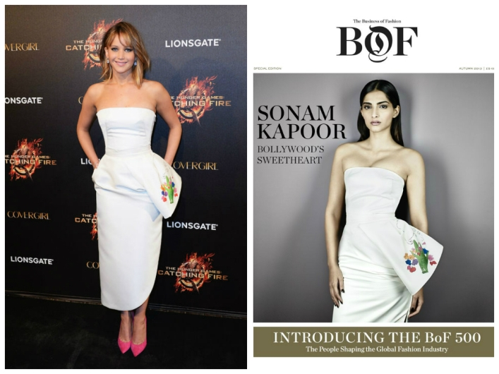 7 Outfits That Sonam Kapoor Copied From Hollywood