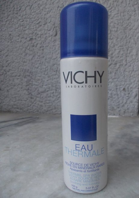 Vichy Eau Thermale Thermal Spa Water Review