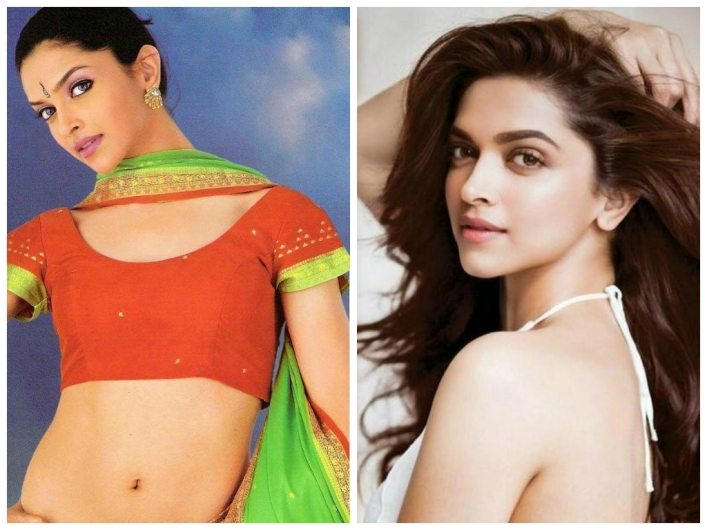 Bollywood Actresses – Then and Now