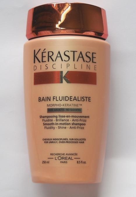 Kerastase Discipline Bain Fluidealiste Sulfate Free