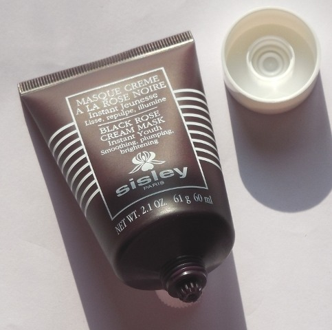 sisley black rose cream mask отзывы