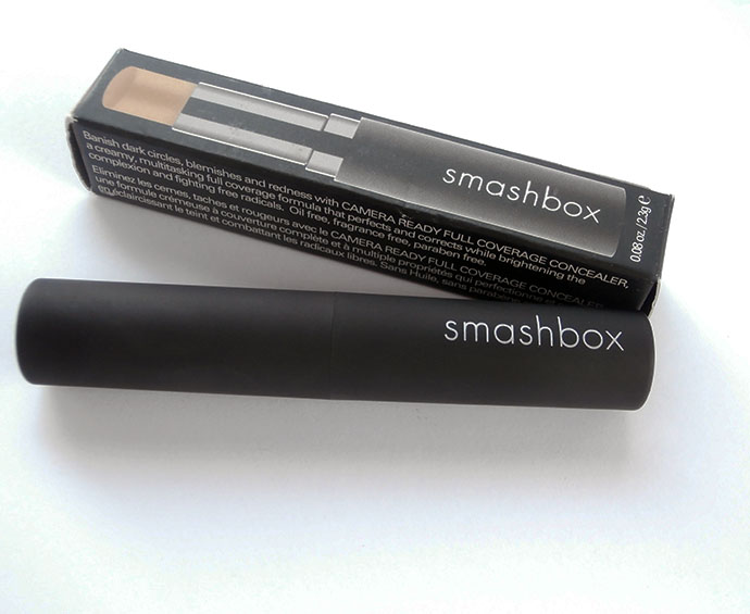 Smashbox Camera Ready Full Coverage Concealer