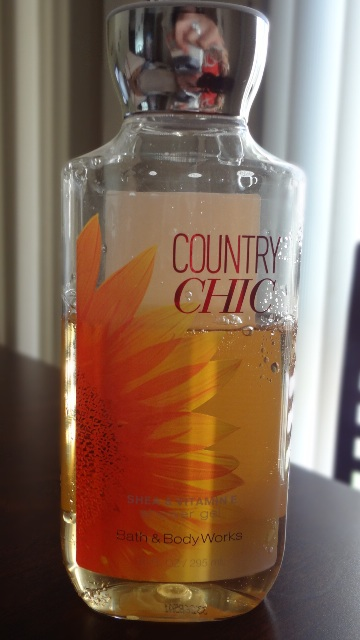 Bath And Body Works Country Chic Shower Gel Review