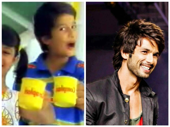 Male Child Actors Then And Now Bollywood's child stars - then