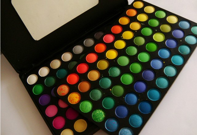 Bh Cosmetics 120 Color Eyeshadow Palette 1st Edition Review
