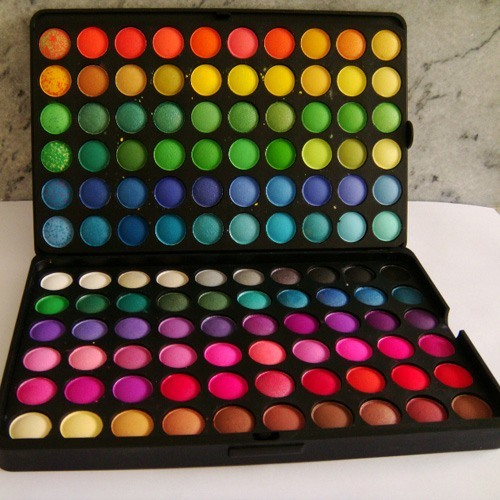 BH Cosmetics 120 Color Eyeshadow Palette - First Edition