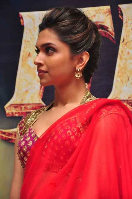 Deepika Padukone's Indian Earrings Collection