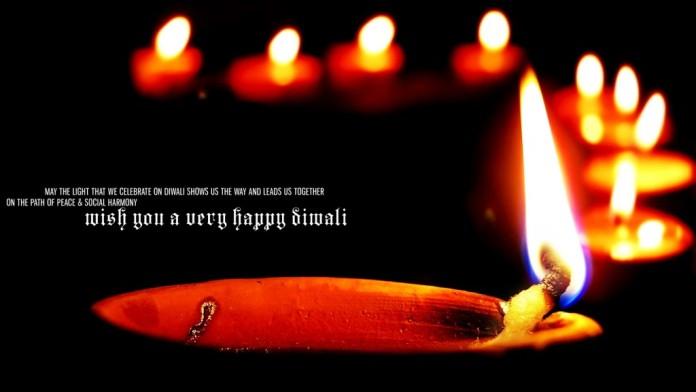 Wish You All a Happy Diwali :)