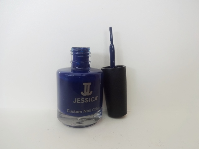 Jessica Custom Nail Colour- Solar Eclipse  (2)