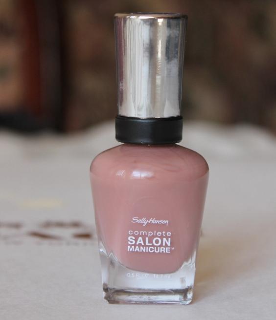 Sally Hansen Complete Salon Manicure Mudslide