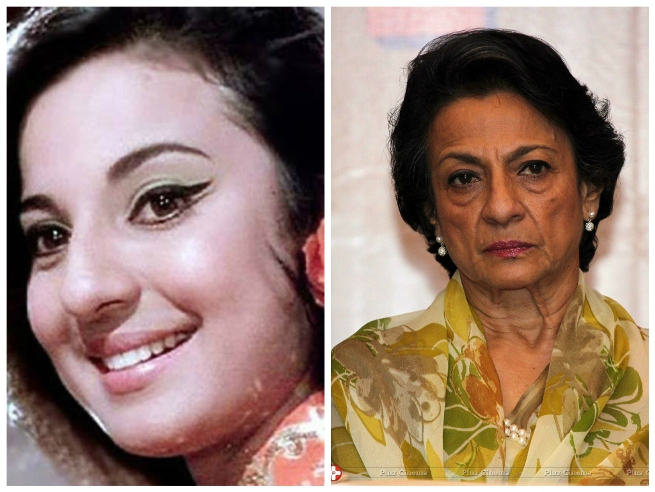 Yesteryear bollywood actresses then and now for Old indian actress photos