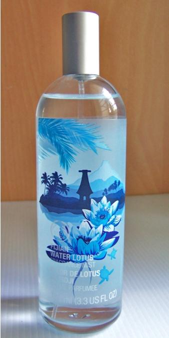 The Body Shop Fijian Water Lotus Fragrance Mist