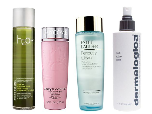 Toners for your SkinType